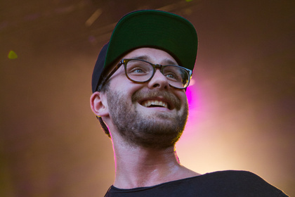 Umjubelt - Fotos: Mark Forster live in der Zitadelle in Mainz