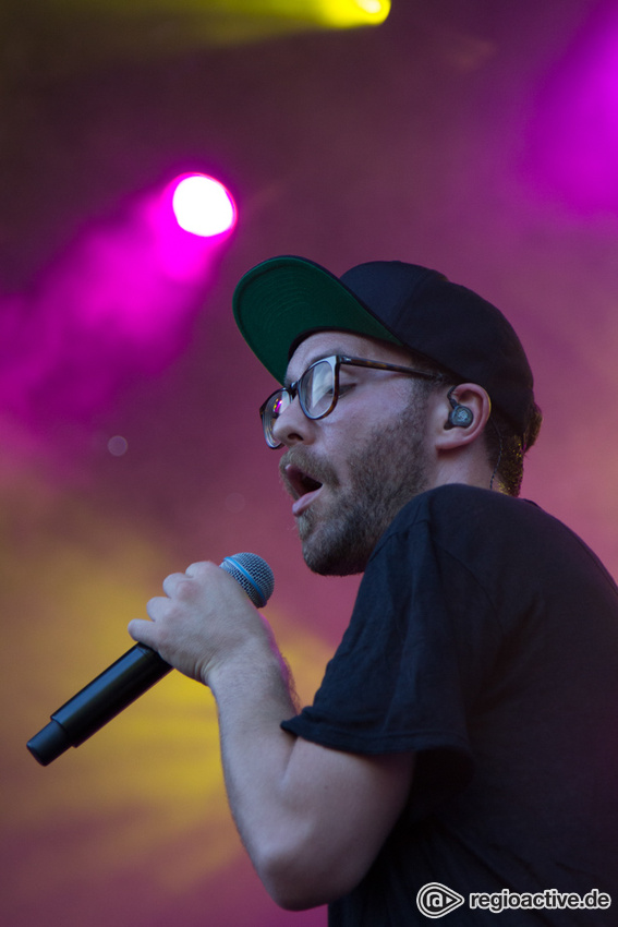 Mark Forster (live in Mainz 2016)