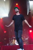 Fotos: Mark Forster live in der Zitadelle in Mainz