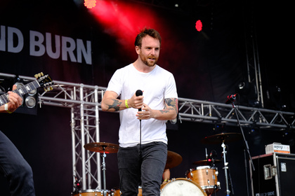 Burnin' for you - Fotos: Smile and Burn live beim KuRT Festival 2016