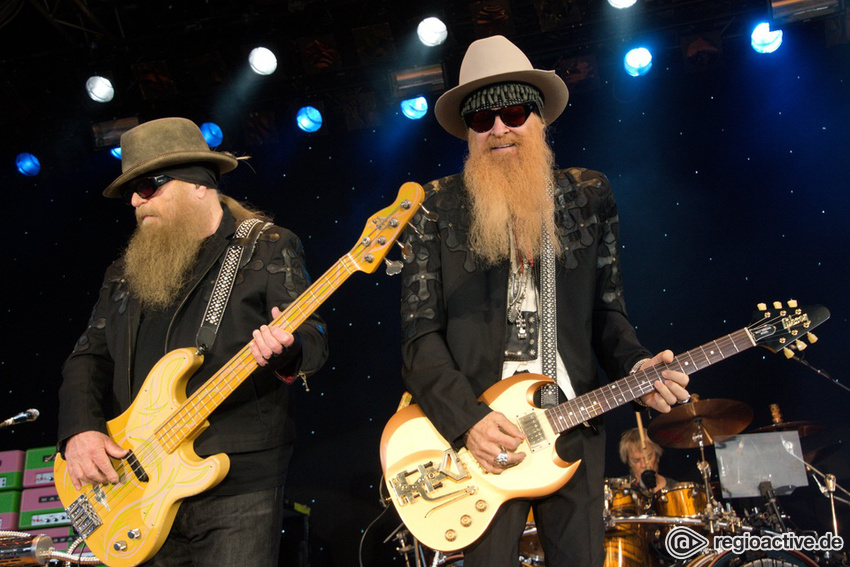 ZZ Top (live in Köln, 2016)