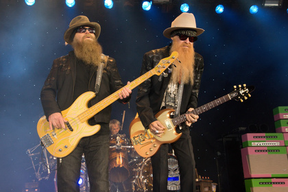 fotogalerie zz top live in mannheim. Black Bedroom Furniture Sets. Home Design Ideas