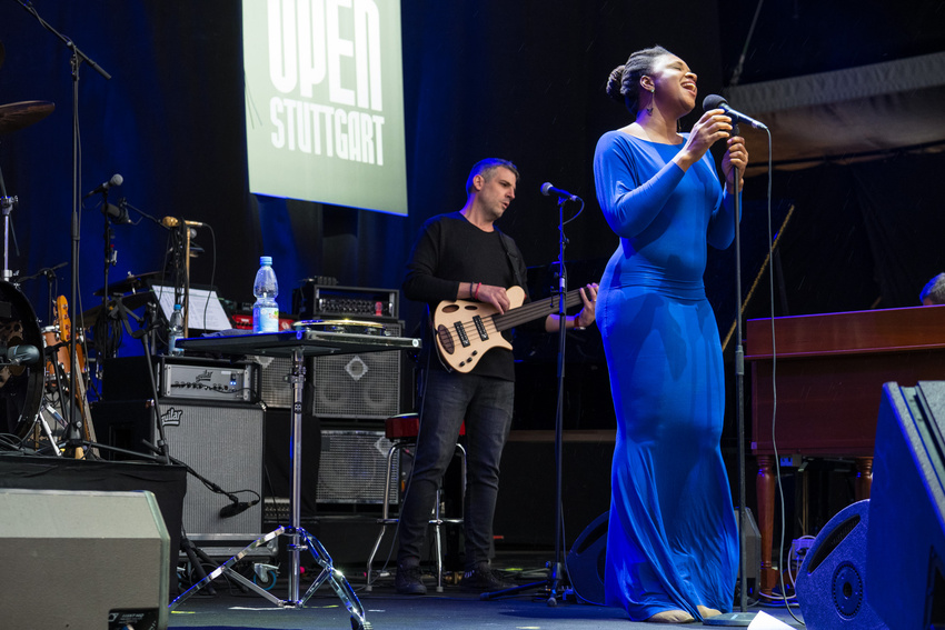 Lizz Wright (live in Stuttgart, 2016)