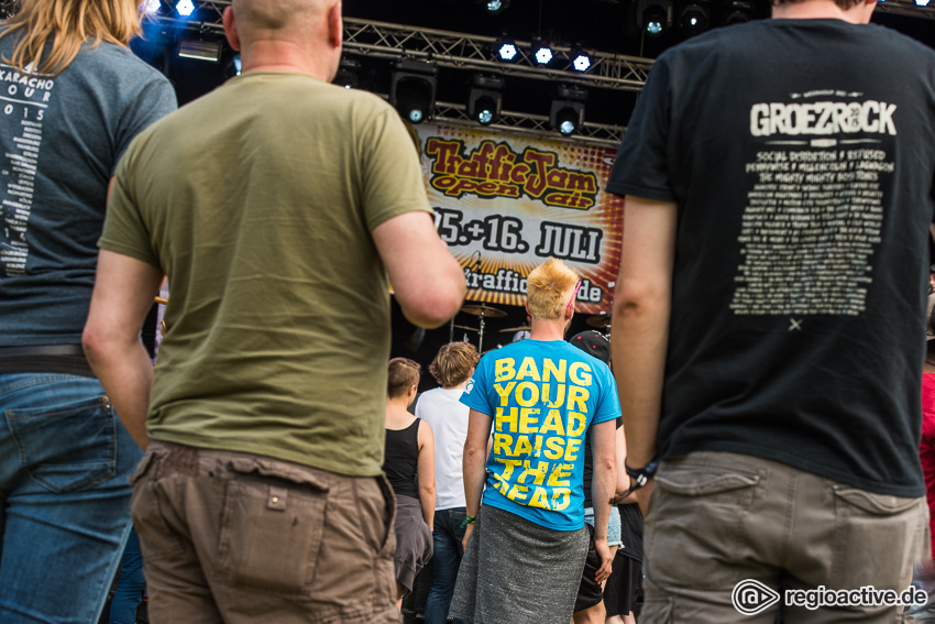 Impressionen (vom Traffic Jam Open Air 2016) 6