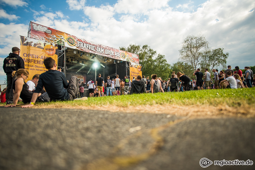 Impressionen (vom Traffic Jam Open Air 2016) 10