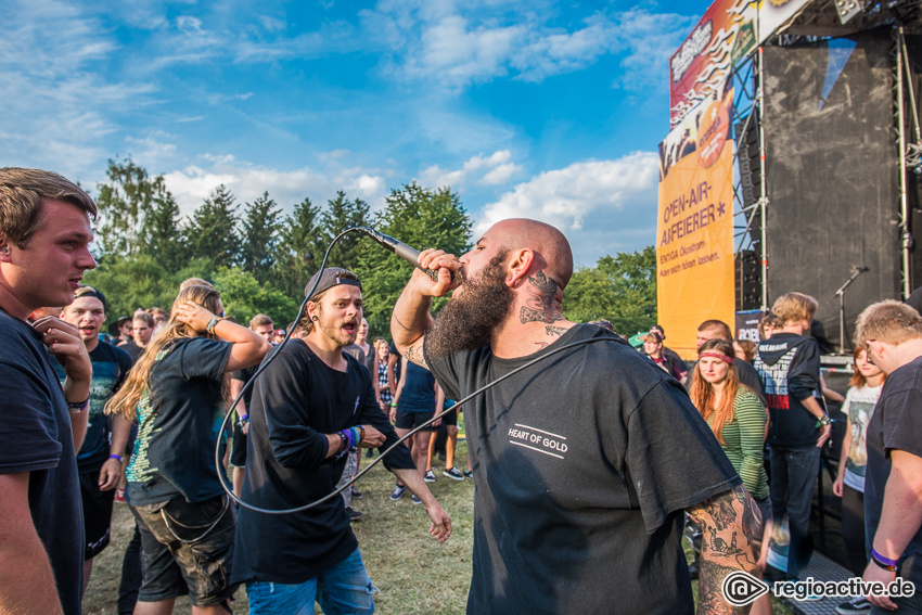 Impressionen (vom Traffic Jam Open Air 2016) 14