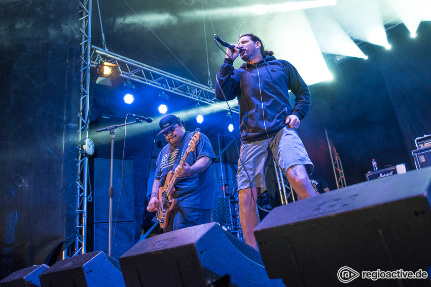 Madball (live auf dem Traffic Jam Open Air 2016)