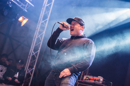Es brennt! - Fotos: Ignite live auf dem Traffic Jam Open Air 2016