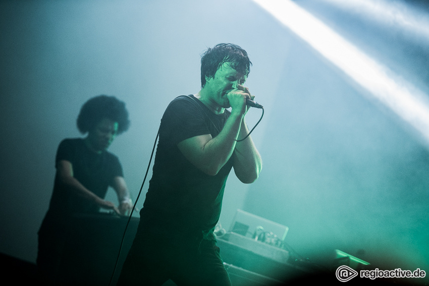 Atari Teenage Riot live auf dem Traffic Jam Open Air 2016