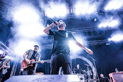 Fotos: Silverstein live auf dem Traffic Jam Open Air 2016