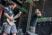 Fotos: Blood For Betrayal live auf dem Traffic Jam Open Air 2016