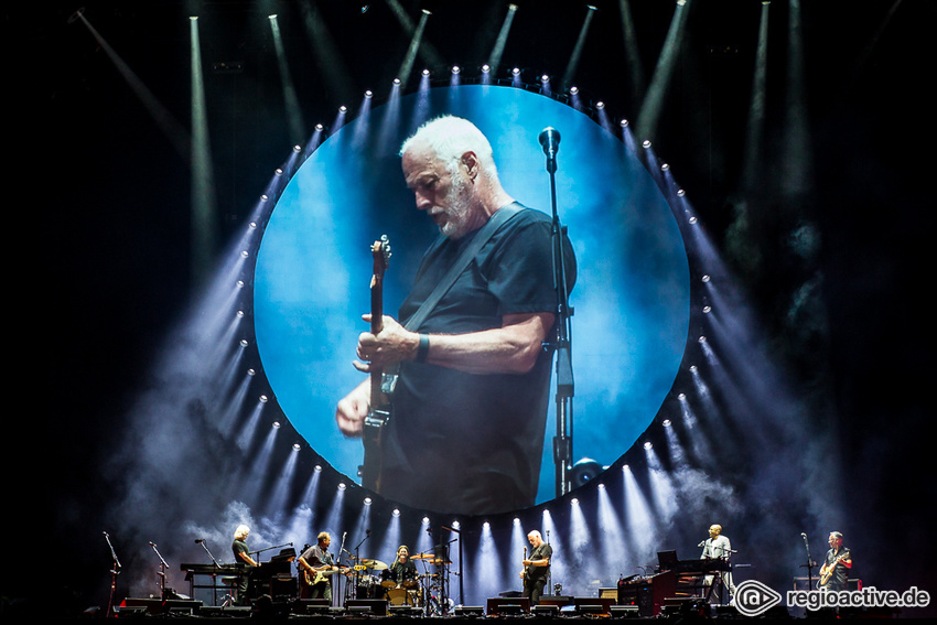 David Gilmour (live in Wiesbaden, 2016)