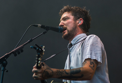 Punkig - Fotos: Frank Turner & The Sleeping Souls live in der Zitadelle Mainz