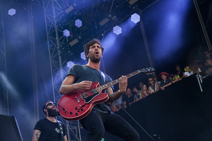 To the Max - Fotos: Max Giesinger live bei DAS FEST 2016 in Karlsruhe