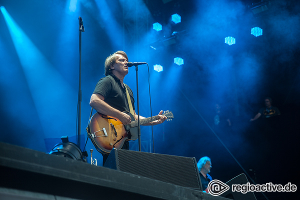 Ain't no Crime - Fotos: Element of Crime live bei DAS FEST 2016 in Karlsruhe