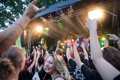 Starke Welle - Trebur Open Air 2017 erweitert Line-up mit The Baseballs, Killerpilze, uvm.