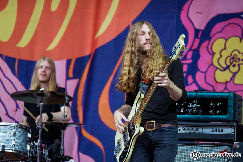 Blues Pills (live auf der Loreley, 2016)